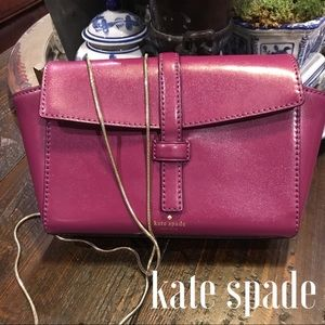 kate spade ♠️ Berry Chain Strap Crossbody Bag